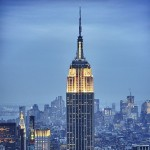 Empire State Building photo by Eric Kilby