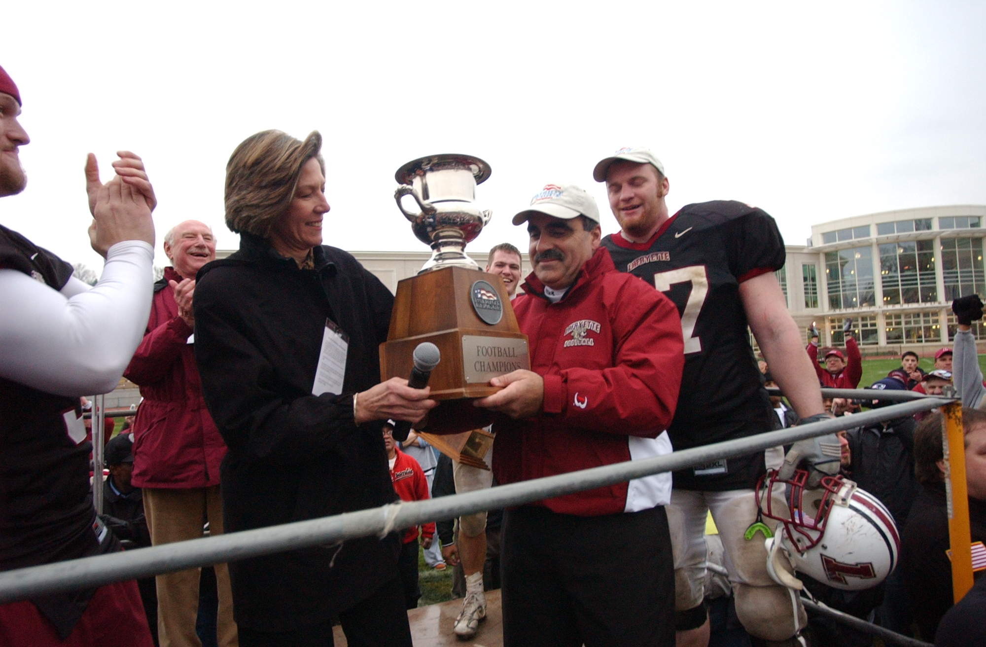 Frank Tavani Retires After Thirty Years Of Rivalries And Thirty Years At Lafayette